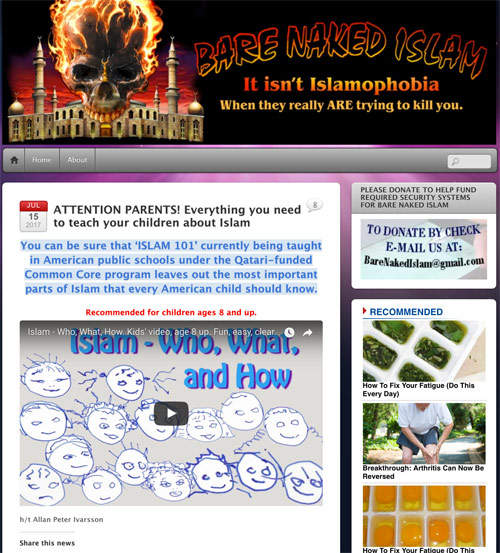 praise - BareNakedIslam - Islam Who What How