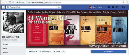 praise - Bill Warner - Islam Who What How