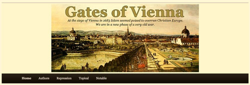 praise - Gates of Vienna - Islam Who What How