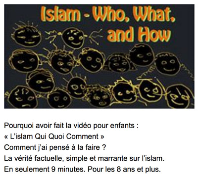praise - Kirralie Smith - Islam Who What How