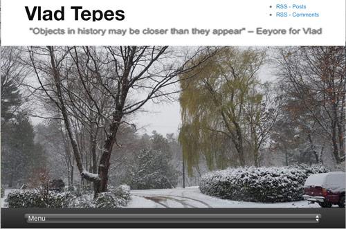praise - Vlad Tepes Blog